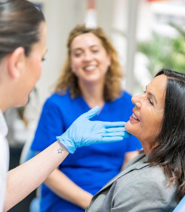 Tratamientos dentales para adultos
